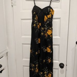 Band of Gypsies Floral jumper size small